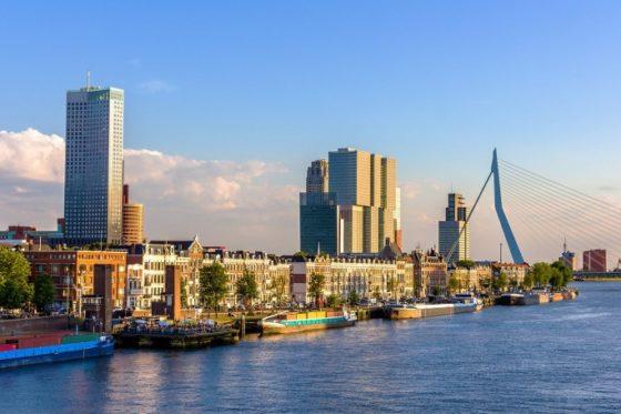 CBRE: recordbedrag kantorenmarkt Rotterdam