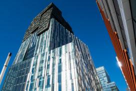 Europese kantoorhuur stijgt met 3,4 procent