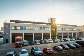 CBRE neemt nieuw hoofdkantoor in gebruik