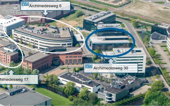 NSI koopt kantoor- en laboratoriumgebouw in Leiden Bio Science Park