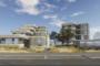 Nieuwe woonbunkers in duinen bij Hoek van Holland