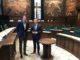 Ewald en de wethouder 80x60