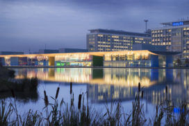 Hoofdkantoor Philips Benelux naar High Tech Campus