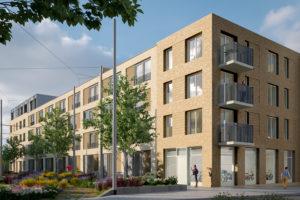 Did ontwikkelt 208 appartementen in Diemen