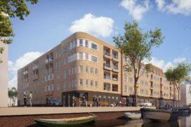 Inclusief complex voor senioren in Amsterdamse Houthaven