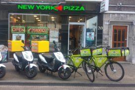 Footprint New York Pizza in Nederlandse winkelstraat groeit met reuzensprongen