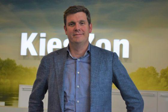 Erik Snijders algemeen directeur bij KiesZon