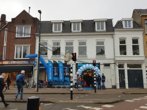BUN opent Albert Heijn filiaal aan Biltstraat Utrecht