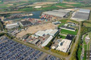 Montea koopt terrein Koopman Logistics in Born