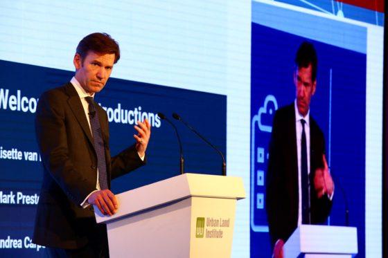 Mark Preston, ULI Conferentie 2019