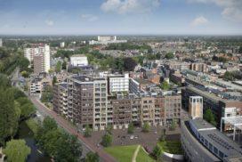 Postkantoor Veenendaal omgetoverd in 88 appartementen