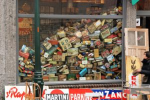 Leegstand winkelpanden verdubbeld in België