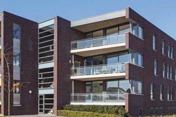 Modern appartementencomplex in Echt verkocht