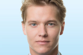 Profiel Young Talent David Menkveld, Colliers International
