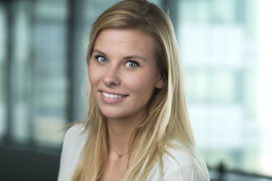 Profiel Young Talent Lieske van Pelt, CBRE Global Investors