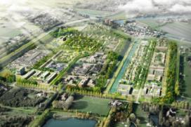 Landgoed Wickevoort: 1.000 woningen met een pakjeshub voor online aankopen