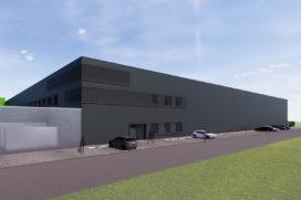 WDP breidt distributiecentrum Brocacef in Eindhoven uit