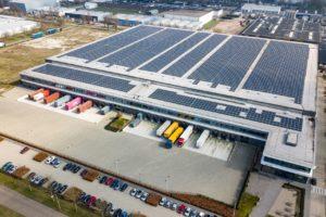 Dokvast plaatst ruim 11.000 zonnepanelen