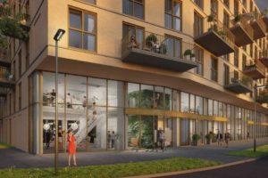 Vorm bouwt middenhuur voor BPL Pensioen in Delft
