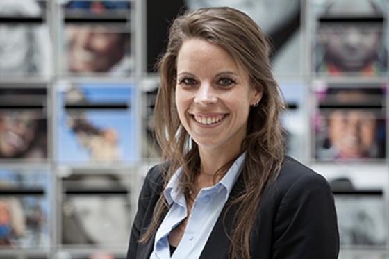 Rising Star: Eline Hamelijnck