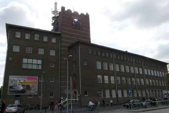 Woningen, winkels en horeca in oude Bredase postkantoor