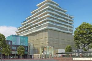 Q-Park opent vierde parkeergarage in Amstelveen