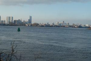 Rotterdam boekt nieuwe oeververbinding in bij bouwambitie