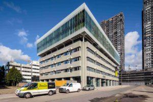 Museum Boijmans huurt kantoor in Groot Willemsplein Rotterdam