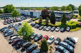 6600 m2 op Borchwerf I verkocht