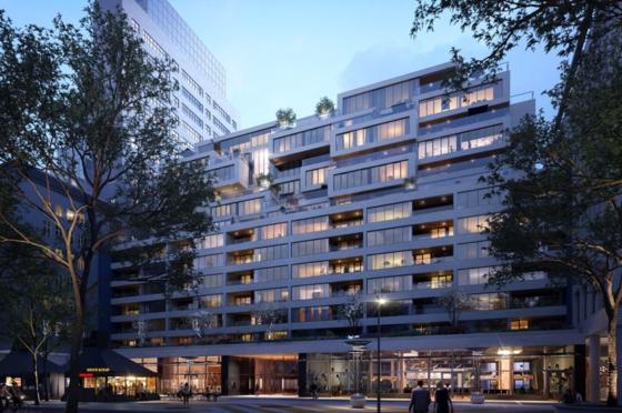 Mondain wonen aan Rotterdamse Fifth Avenue