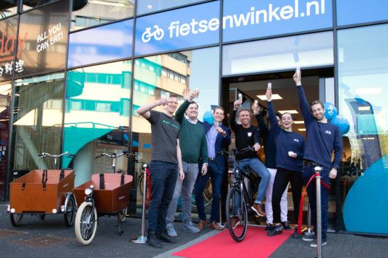 Galgenwaard krijgt experience store Fietsenwinkel.nl