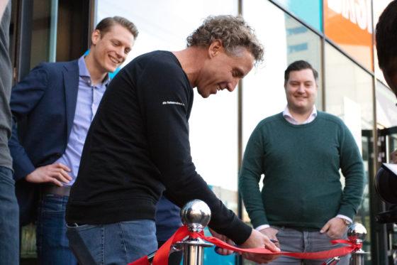 Michael Boogerd opent fietsenwinkel.nl