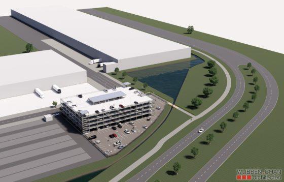 Delin gaat 20.000 m2 herontwikkelen voor Albert Heijn