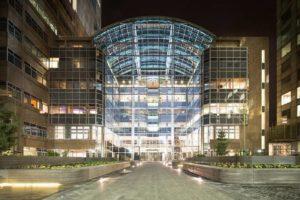 Mizuho Bank huurt 1.828 m2  op de Zuidas