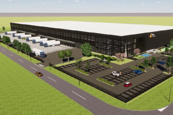 HVBM verwerft 4,4 hectare op bedrijventerrein Kraaiven Tilburg