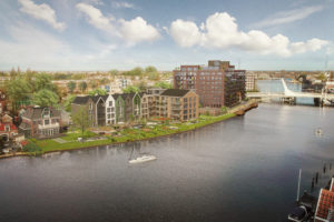 Plannen voormalige NUON-terrein Zaandam goedgekeurd