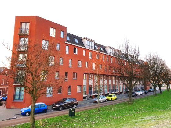 Syntrus Achmea verwerft 45 woningen in Charlois voor Nederlands pensioenfonds
