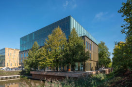 Edge Olympic eerste gebouw Nederland met Well Platinum
