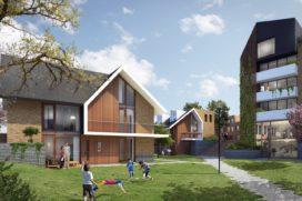 Blauwhoed wint tender voor 200 woningen in Capelle