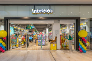 Doorstart tien Intertoyswinkels in Wereldhave-centra