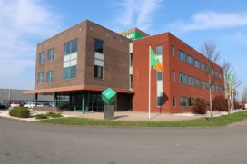 Wat bracht het kantoor van BAM in Groningen op?