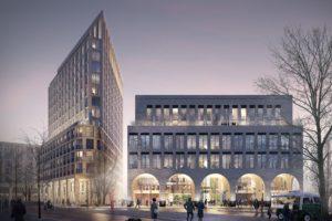 Being en Lakenvelder ontwikkelen kantoor in Utrecht