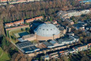 Koepelgevangenis Arnhem wordt hotel
