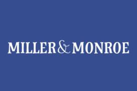 Lucht voor winkels Miller & Monroe
