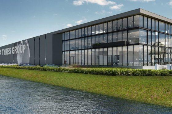 Patrizia koopt logistiek project in Waalwijk