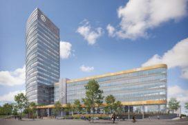 Cairn verhuurt 6.500 m2 in Pharos-gebouw Hoofddorp
