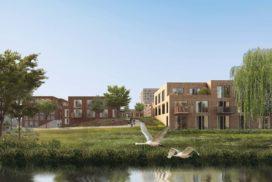 Bouwinvest koopt 316 woningen in Delft van Borghese