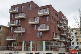 Habion voegt 46 appartementen aan portefeuille toe
