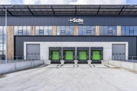 Segro sluit nieuw contract met CSafe Global in Hoofddorp