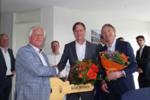 Amstelkwartier 70 woningen van 1.002 euro rijker